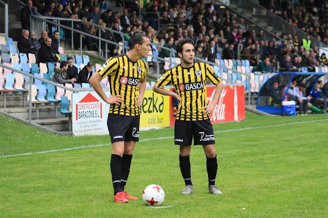 Barakaldo 3-0 Leioa