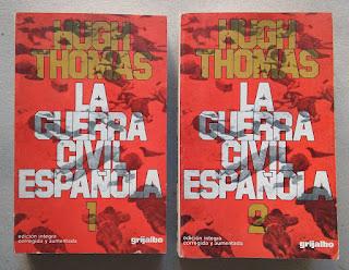 La guerra civil española.1935-39 - Hugh Thomas