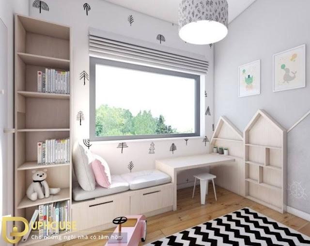 Phòng ngủ cho bé B-11