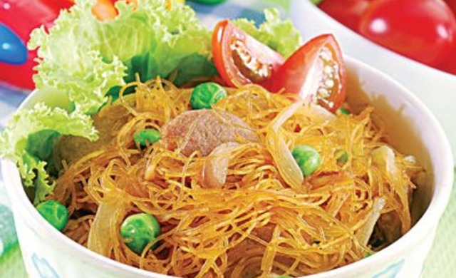 Resep Mie Bihun Goreng Special Komplit