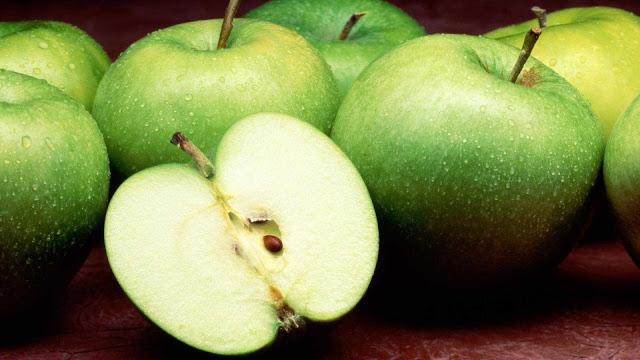 foto apel hijau