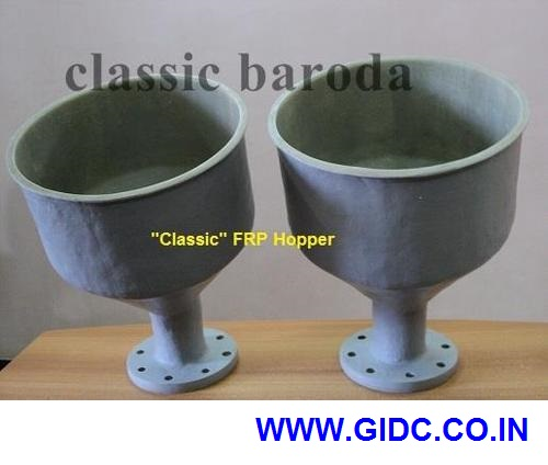 CLASSIC FIBREGLASS INDUSTRIES FRP Hoppers