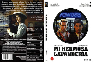 Carátula Mi hermosa lavandería (1985) My Beautiful Laundrette