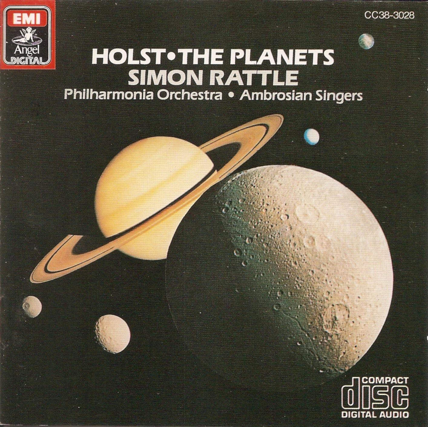 emi holst planets - photo #4