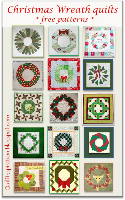 Quilt inspiration free pattern day christmas part 2 gifts mod ornaments quilt 14 x 17 free pattern at sew kind of wonderful pdf download negle Images
