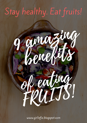 benefits of eating fruits