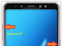 Guide Hard Reset Samsung Galaxy A8/A8 Plus (2018) Android 7.1.1