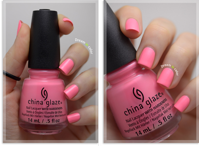 China Glaze Lipsmackin' good