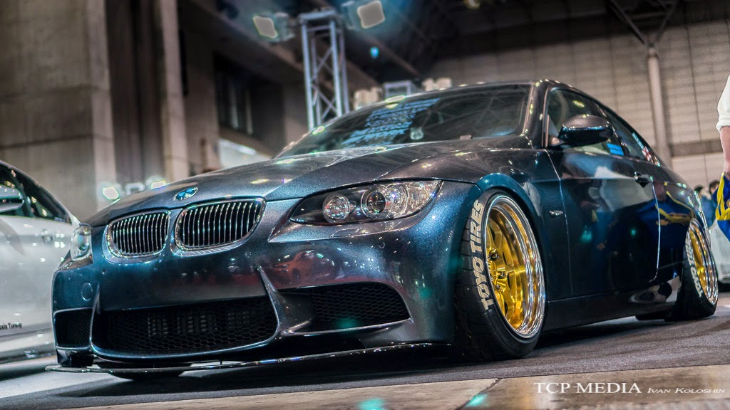 F Galore Bmw S And Others At Tokyo Auto Salon 2015
