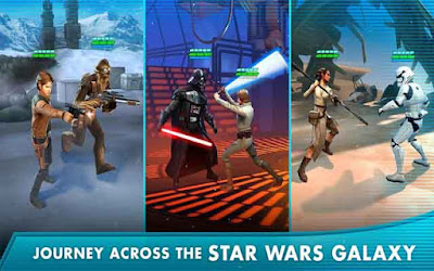 Star Wars™: Galaxy Of Heroes V 0.13.361328 Mod