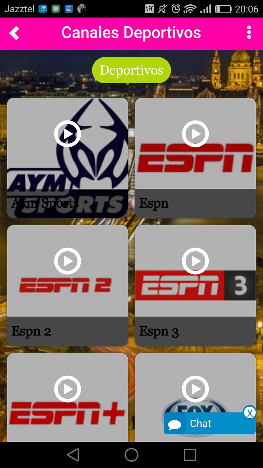 Aplicacion De Tv Ios Android // yseltirea gq