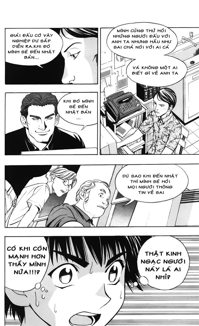 Hikaru No Go hikaru no go chap 31 trang 22