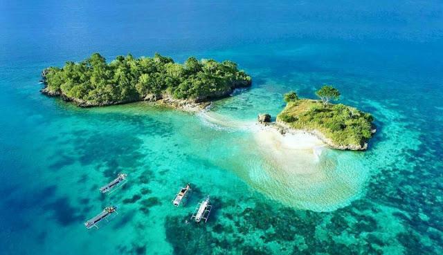 Tempat Wisata Romantis di Lombok Gili Nanggu