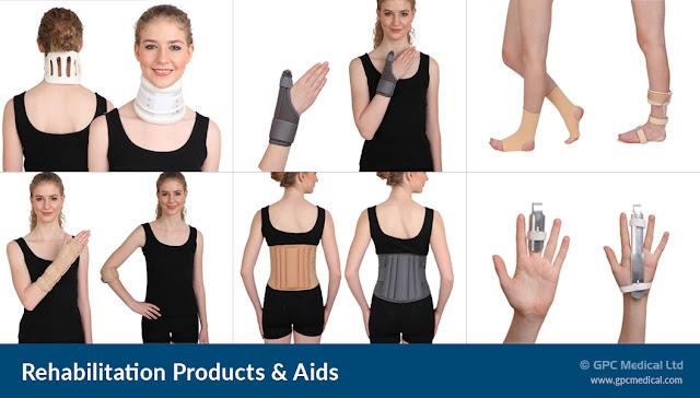 Orthopedic Rehabilitation Products
