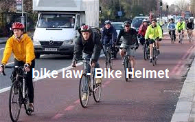bike law - Bike Helmet