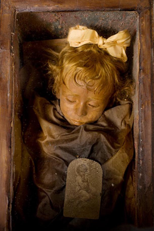 Misteri Mayat Budak Perempuan Yang Tidak Mereput