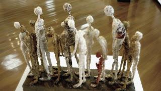 Rosa Salazar Expresionismos muestra colectiva en el Centro de Arte Integral  Curaduría Susana Benko, Fotografía Gladys Calzadilla.