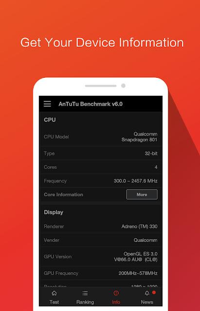 AnTuTu Benchmark v5.7.1 Apk For Android