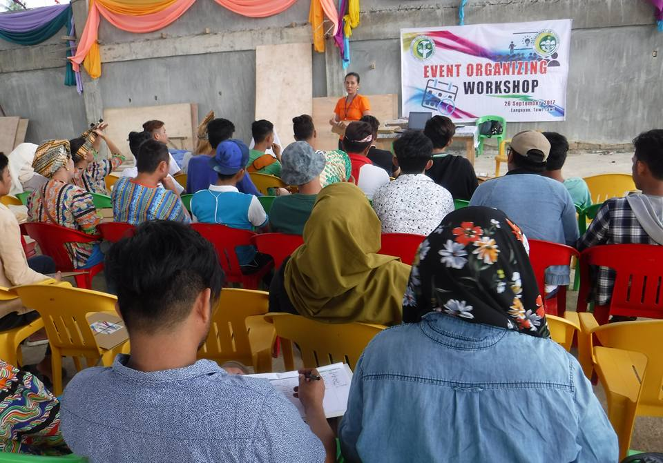 DOT-ARMM conduct Event Organizing, Photography workshops in Tawi-Tawi
