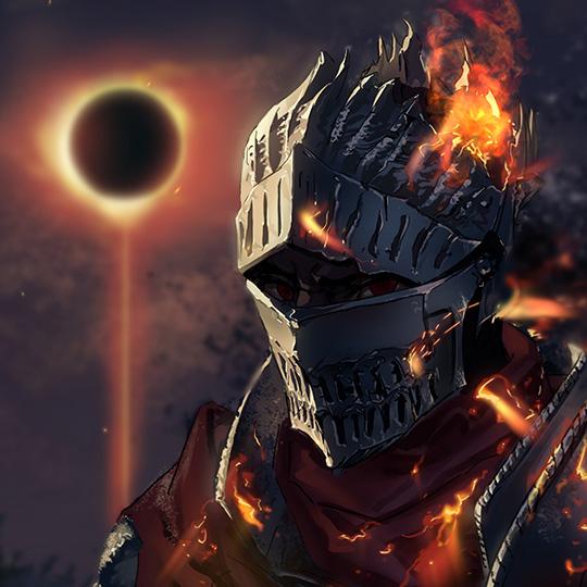 Dark Souls Knight Wallpaper Engine