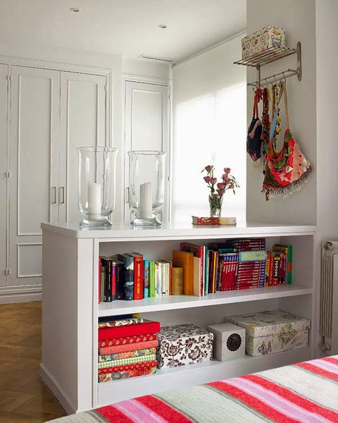 Storage Room Shelving Ideas: Modern Furniture: 2014 Clever Storage Solutions For Small