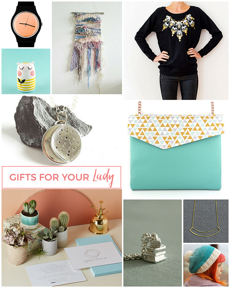 Gifts for Your Lady