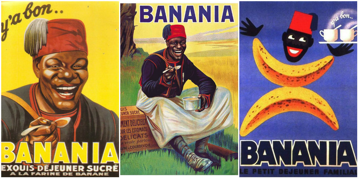 Controversial Advertisements by Banania, the Brand ...
