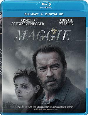 Baixar Maggie Blu ray Art Maggie: A Transformação Dublado e Dual Audio Download