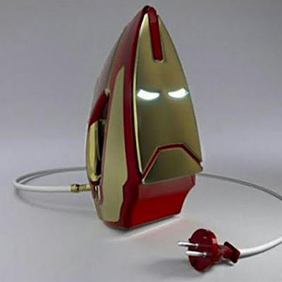 Funny Iron Man Picture