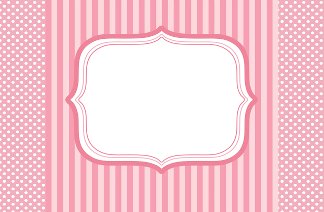 So Girly in Pink Free Printables Labels.
