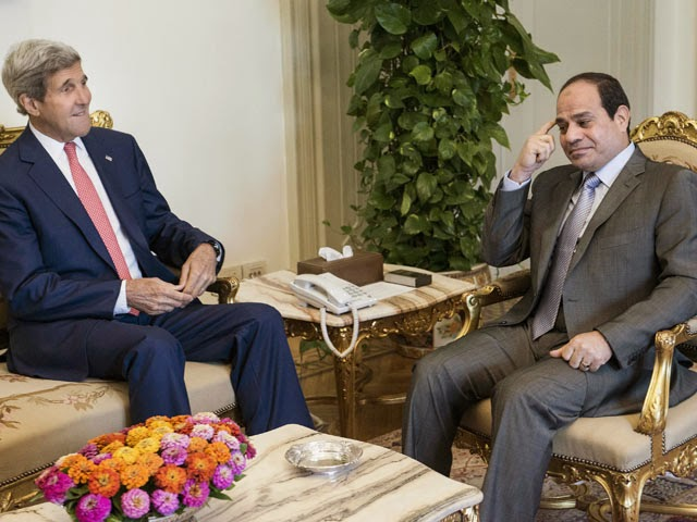 Egypt calls for creation of a broad coalition against Islamic terror