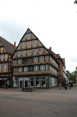 que ver en celle alemania turismo hoppener haus