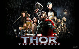 Release date for Thor: the Dark World US