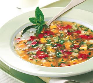 Fresh Fruit Soup Recipe