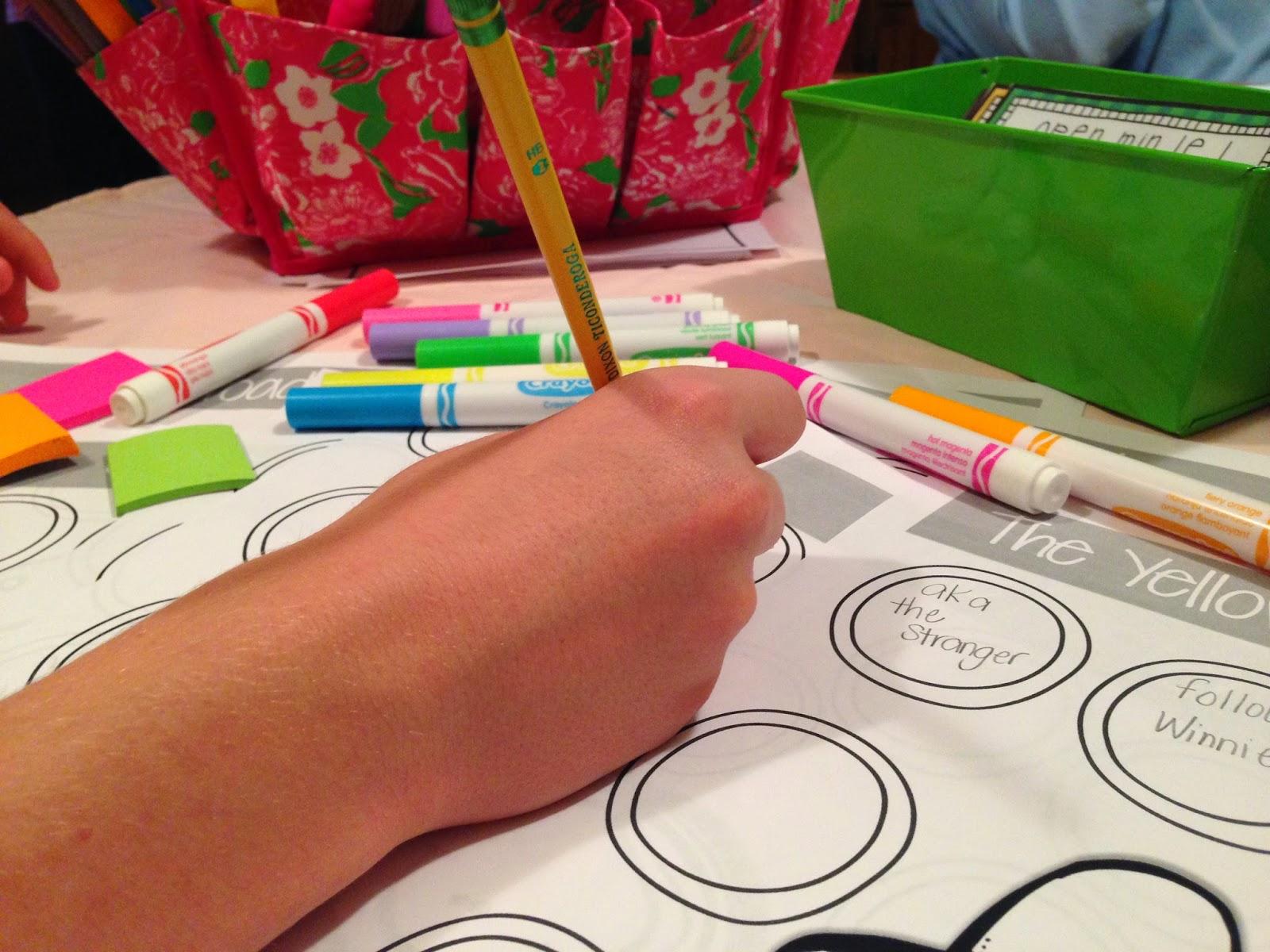 Teaching Character Traits And Tuck Everlasting