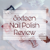 Sixteen nail polish review