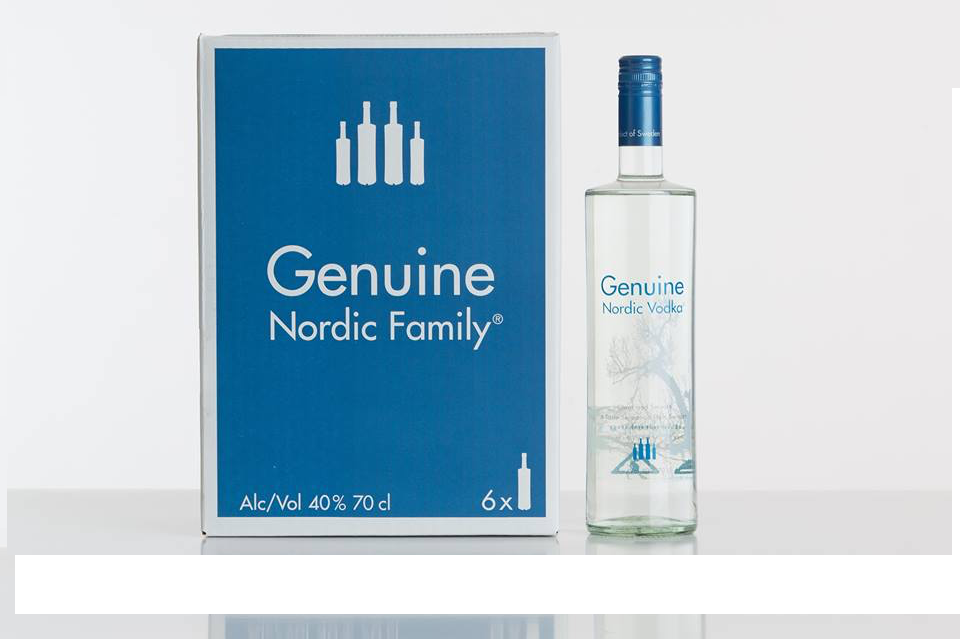 Genuine Nordic Vodka