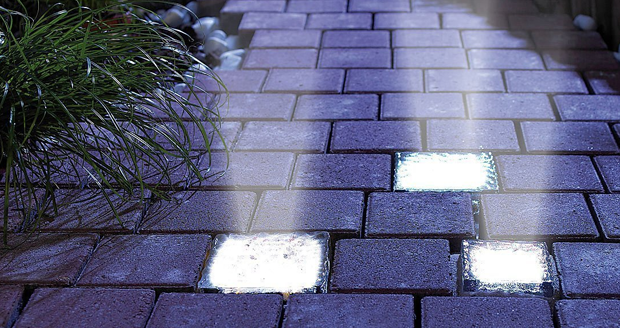 Solar Powered Light Bricks  Cool Sht You Can Buy  Find