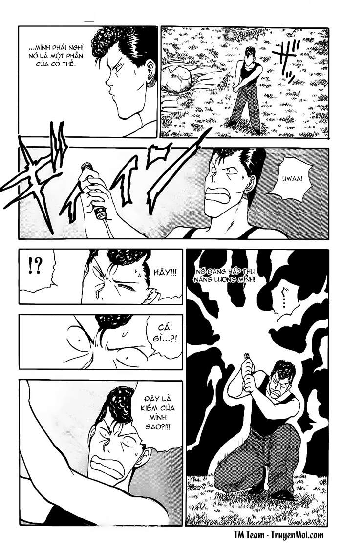 Hành trình của Uduchi chap 093: level up! trang 11