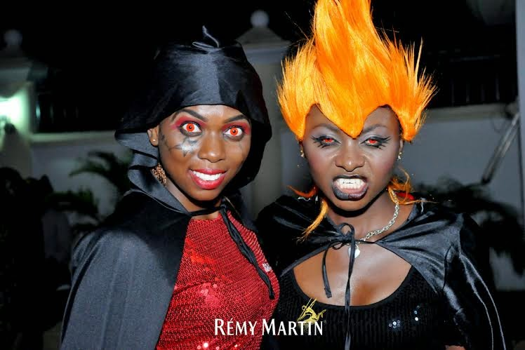 vv Pics from all the scary fun at The Club With Remy Halloween edition