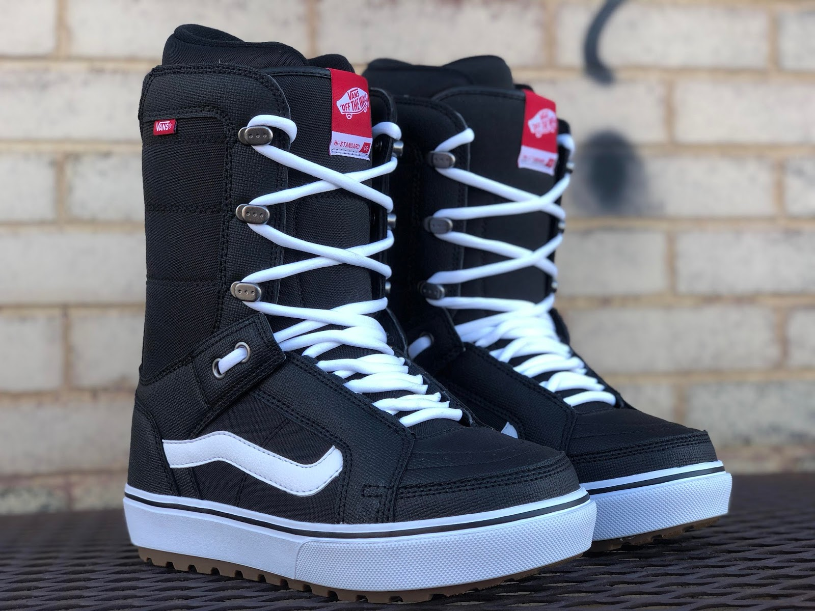 9ae774bc98fe The Instep Lace Lockout and Internal Web Harness keep your foot locked in.  Paired with the new V1 Waffle Lug outsole