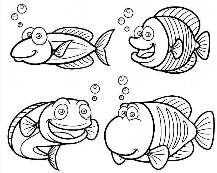 Hãy kể cho con bạn nghe về câu chuyện của 3 con cá