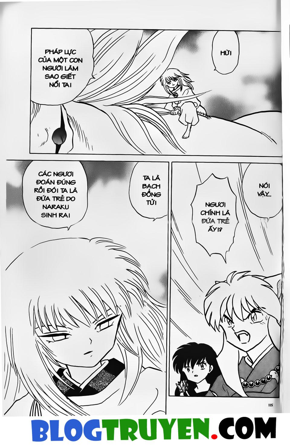 Inuyasha vol 30.7 trang 2