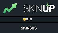 Sabia que você pode ganhar skins free?