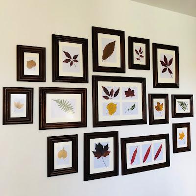 Jesienna galeria ramek - dlaczego warto korzystać z szablonu?