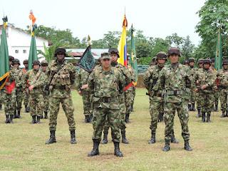 Coronel Fredy García Castro nuevo comandante de la Brigada Móvil No.4 con sede en Puerto Rico Meta