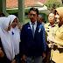 Plt Bupati Klaten Hj Sri Mulyani Sidak UN di SMAN 1 Karanganom. 4.773 Siswa Ikuti UNBK 2017