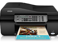 Epson WorkForce 323 driver & software (Recommended)