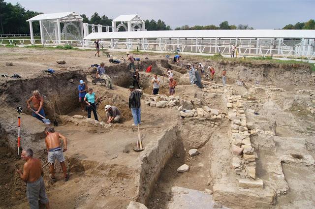 New discoveries at Bulgaria's Novae