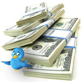 How to make Online money through your Twitter account
